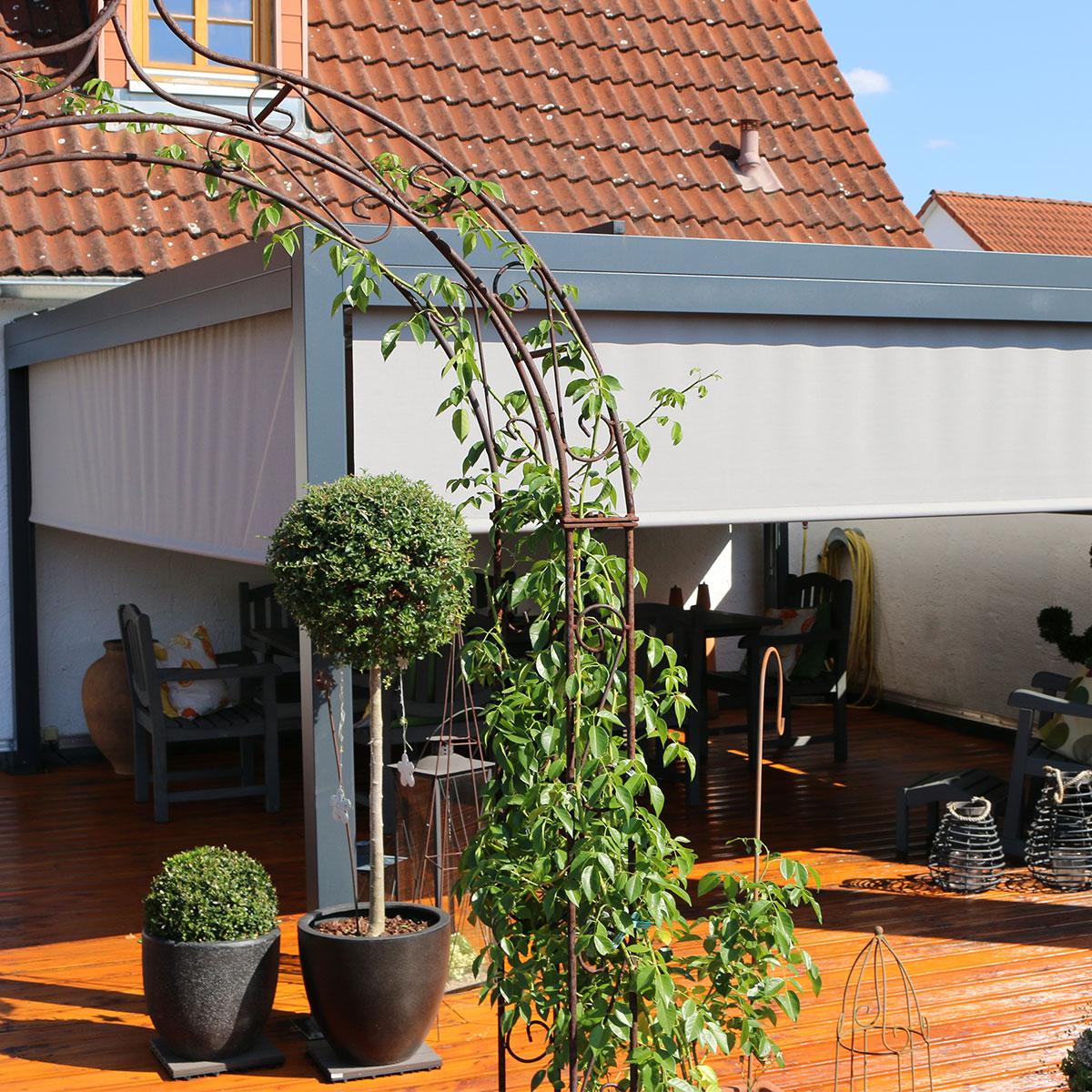Pavillon Schattino-Concept